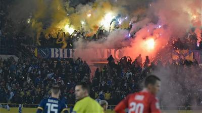 UEFA: IMATE ANARHIJU NA TRIBINAMA, BIH DESETA NAJGORA ZEMLJA U EVROPI