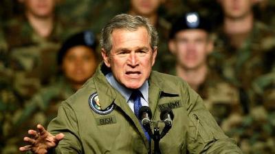 ZAŠTO JE BUSH IŠAO U RAT U IRAK?