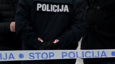 HRVATSKA: POLICIJA SPAŠAVALA MIGRANTKINJU JER SU MISLILI DA JE TRUDNICA