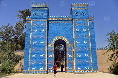 NAKON VIŠE OD 30 GODINA: BABILON POD ZAŠTITOM UNESCO-A
