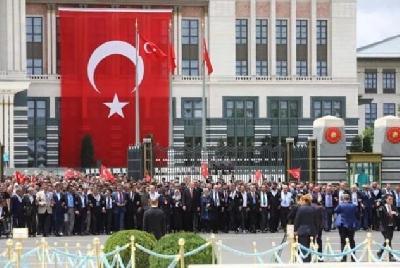 IZETBEGOVIĆ I ERDOGAN ZAJEDNO OBILJEŽILI GODIŠNJICU POKUŠAJA PUČA U TURSKOJ