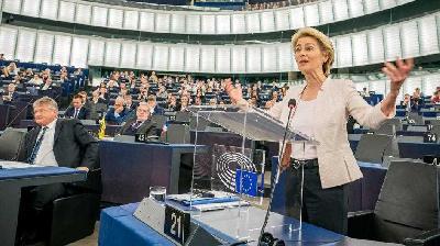 URSULA VON DER LEYEN NOVA PREDSJEDNICA EUROPSKE KOMISIJE