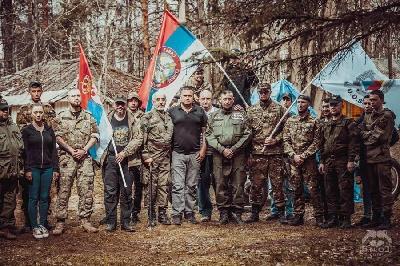 PRIRODA I ORUŽJE: TRENING KAMPOVI U SRBIJI I RUSIJI ZA DJECU IZ REPUBLIKE SRPSKE
