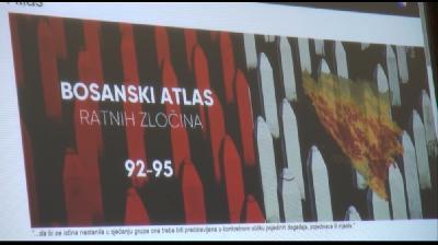 BOSANSKI ATLAS RATNIH ZLOČINA OD 1992. DO 1995.GODINE