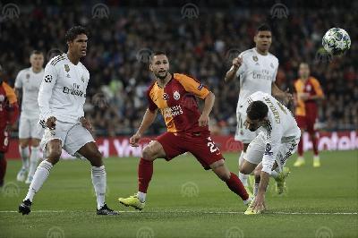 UEFA LIGA PRVAKA: REAL - GALATASARAY 6:0, REMI ATALANTE PROTIV MANCHESTER CITYJA