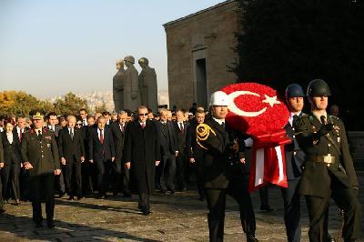 TURSKA OBILJEŽAVA 81. GODIŠNJICU SMRTI KEMALA ATATURKA