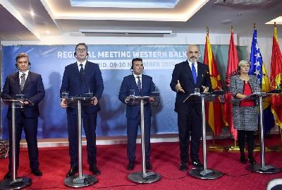 LIDERI TRI ZEMLJE DOGOVORILI MALI SCHENGEN, DOK BIH, KOSOVO I CRNA GORE PREFERIRAJU EU
