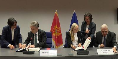 SARADNJA FRONTEX-A I POLICIJE CRNE GORE: MOGUĆE I ZAJEDNIČKE KONTROLE NA GRANIČNIM PRELAZIMA