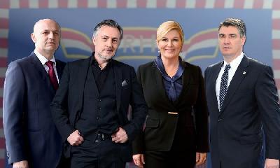 HRVATSKA: POTPISE ZA KANDIDATURU PREDALI KOLINDA GRABAR-KITAROVIĆ I MIROSLAV ŠKORO