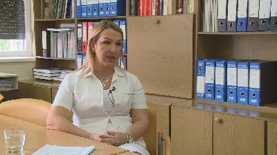 TV ORDINACIJA: SA DR. DŽEVADOM KAPIĆ SPECIJALIZANTOM GINEKOLOGIJE RAZGOVARALI SMO O AKTUELNIM TEMAMA...