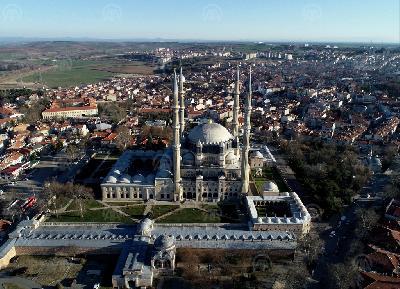 REMEK DJELO MIMAR SINANA: DŽAMIJU SELIMIJU SVAKE GODINE POSJETE MILIONI TURISTA