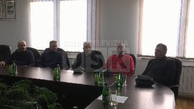 BOSANSKA KRUPA - PRIJEM ZA OSLOBOĐENE BIVŠE BOSANSKOKRUPSKE POLICAJCE