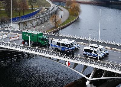 VISOKE MJERE SIGURNOSTI NA BERLINSKOM SAMITU: GRAD POD NADZOROM TERMALNIH KAMERA