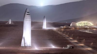 PLAN ELONA MUSKA: SPACEX ĆE DO 2050. NA MARS POSLATI MILION LJUDI