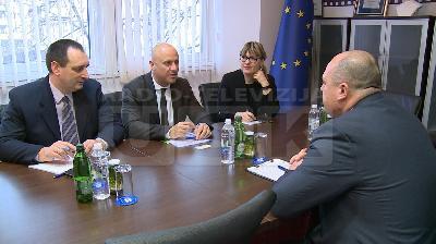 U RADNOJ POSJETI USK BORAVIO KHALDOUN SINNO, ZAMJENIK ŠEFA DELEGACIJE EU U BiH