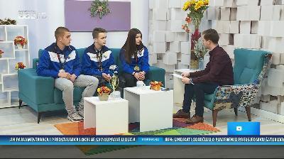 DNEVNA DOZA ZABAVE - GOSTI: SUMEA ŠABIĆ, NEDIM MALKOČ I MIRNES ČAVKIĆ