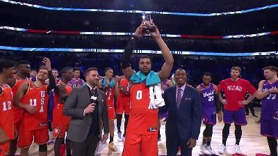 NBA ALL-STAR: SELEKCIJA SAD-A BOLJA OD SVIJETA