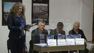 """BIHAĆ: PROMOVISANA MONOGRAFIJA KATOLIČKOG ŠKOLSKOG CENTRA """"IVAN PAVAO II"""""""