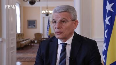 ŠEFIK DŽAFEROVIĆ UZ DAN NEZAVISNOSTI: BIH JE NA PUTU PREMA EU - PORODICI EVROPSKIH ZEMALJA