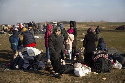 VIŠE OD 100.000 MIGRANATA IZAŠLO IZ TURSKE: EVROPSKA KOMISIJA TRAŽI HITAN SASTANAK