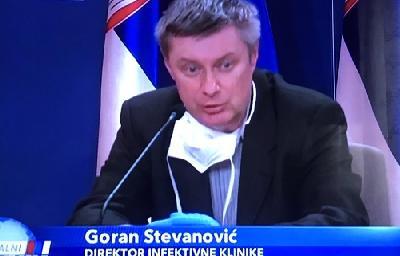 SRBIJA: UKUPNO 1.624 ZARAŽENE OSOBE KORONAVIRUSOM