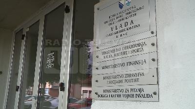 U BIHAĆU ZASJEDALA VLADA UNSKO-SANSKOG KANTONA