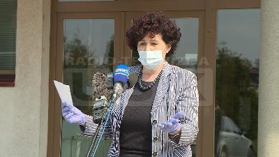 MINISTRICA ĆEMALOVIĆ NA PRESS KONFERENCIJI: NA GP MALJEVAC IMAMO PROBLEM...