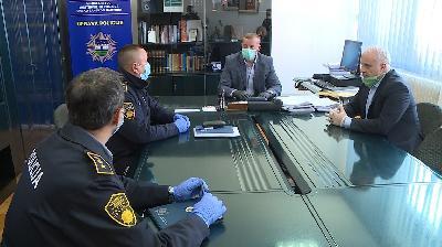 UPRAVA POLICIJE USK: UPRILIČENA PRIMOPREDAJA DONACIJE U OPREMI DRŽAVNOG MINISTARSTVA SIGURNOSTI