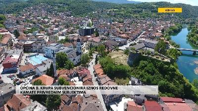 BOSANSKA KRUPA: PODRŠKA PRIVREDNIM SUBJEKTIMA TOKOM PANDEMIJE KORONAVIRUSA