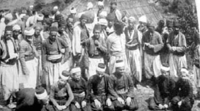 CAZINSKA BUNA 1950