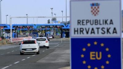 HRVATSKA: PROMIJENILA SE ODLUKA O PRIVREMNOJ ZABRANI PRELASKA PREKOGRANIČNIH PRELAZA