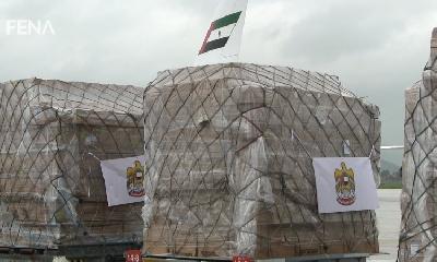 STIGLO 40 RESPIRATORA I 100.000 TESTOVA ZA KORONAVIRUS IZ UAE