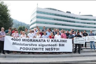 KRAJIŠNIK U MINISTARSTVU SIGURNOSTI: ČEKA SE PRIJEDLOG KADROVSKE SLUŽBE SDA...