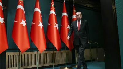 ERDOGAN: TURSKU PRETVARAMO U ZDRAVSTVENI CENTAR TRIJU KONTINENATA