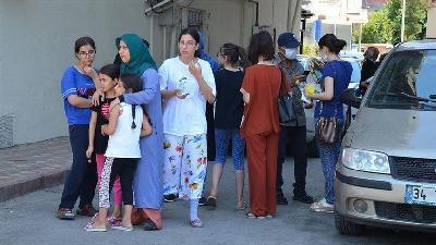 JAK ZEMLJOTRES POTRESAO ISTOK TURSKE