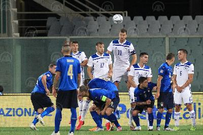 UEFA LIGA NACIJA: BIH REMIZIRALA U GOSTIMA KOD ITALIJE