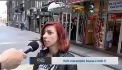 URNEBESAN VIDEO IZ SRBIJE: PITALI SU GRAĐANE ŠTA MISLE O UVOĐENJU ARAPSKIH BROJEVA U ŠKOLE, ODGOVORI ĆE VAS NASMIJATI, ALI I ŠOKIRATI