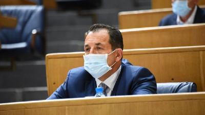 PARLAMENTARNA SKUPŠTINA BiH: MINISTAR CIKOTIĆ KAZAO KAKO SE 5.930 MIGRANATA NALAZI U PRIHVATNIM CENTRIMA
