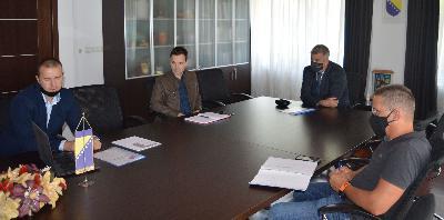 EVROPSKI PROGRAM - NAGRADA ZA DRUŠTVENE PROMJENE: BIŠĆANIN HARIS BABIĆ APLICIRAO PROJEKT - BALON SPORTSKE SALE
