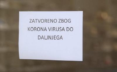 HRVATSKA UVODI COVID-REDARE U KAFIĆIMA, ZABRANJEN ŠVEDSKI STO