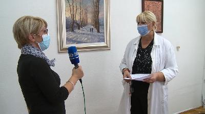 NAJAVLJUJEMO: U VEČERAŠNJEM TV DNEVNIKU RAZGOVARAMO S EPIDEMIOLOGOM ZARINOM MULABDIĆ