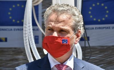 EU: POZIVAMO PREDSJEDNIKA VSTV-A MILANA TEGELTIJU DA UVAŽI STAVOVE O PODNOŠENJU OSTAVKE