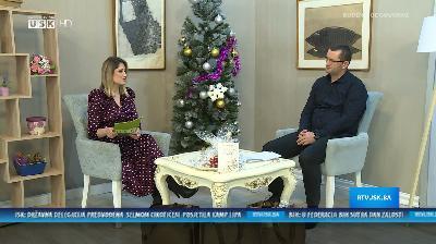 NEDJELJOM ZAJEDNO - GOST: EMIR DAUTOVIĆ, PREDSJEDNIK SPORTSKOG SAVEZA USK