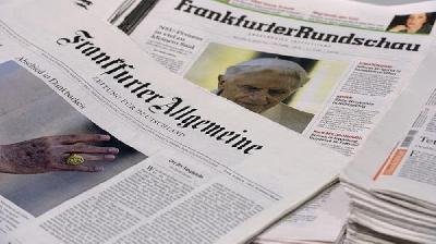 FRANKFURTER ALLGEMEINE ZEITUNG O KANDIDATU ZA VISOKOG PREDSTAVNIKA U BIH: NOVI JAHAČ MRTVOG KONJA?
