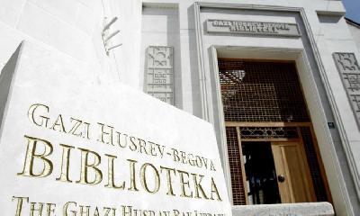 GAZI HUSREV-BEGOVA BIBLIOTEKA DANAS OBILJEŽAVA 484. GODIŠNJICU