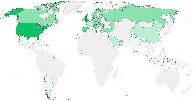 BLOOMBREG MAPA VAKCINACIJE: PROTIV KORONAVIRUSA DO SADA VAKCINISANO 63 MILIONA LJUDI, BIH IZVAN SVIH SVJETSKIH TOKOVA