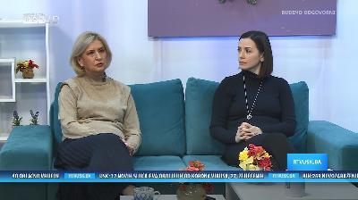 "DNEVNA DOZA ZABAVE-GOŠĆE: ELVISA ŠUMAR I IZOLDA OSMANAGIĆ, UDRUŽENJE ""LAN"""
