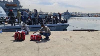 MIGRANTSKI VAL: U LIBIJI UHVAĆENO OKO 500 MIGRANATA U POKUŠAJU PRELASKA U EVROPU