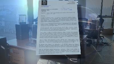 REAGOVANJE KULTURNOG CENTRA NA PRILOG I GOSTOVANJE DIREKTORICE RTV USK IRME PAŠIĆ U DNEVNIKU 26.03. 2021.