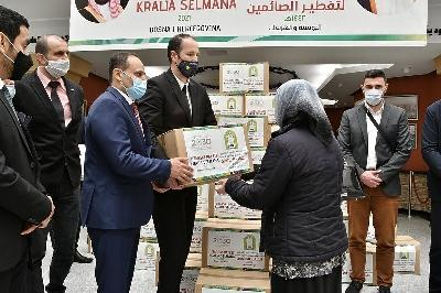 SAUDIJSKA ARABIJA DONIRALA 3.000 PREHRAMBENIH PAKETA GRAĐANIMA BIH